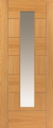 JB Kind Sirocco Glazed Door
